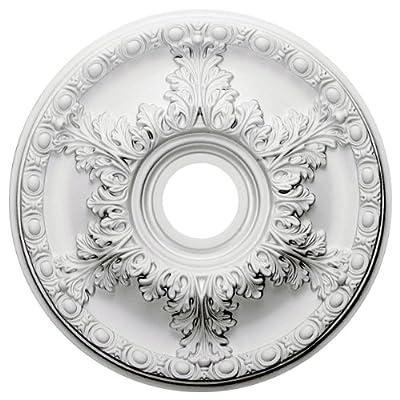 Ekena Millwork CM18GAAMF Granada Ceiling Medallion, Americana