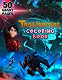 Trollhunter Coloring Book: Super Gift for Kids and Fans - Great Coloring Book with High Quality Images