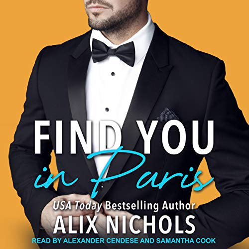 Find You in Paris cover art