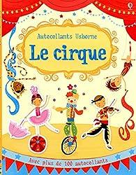 Le cirque Autocollants Usborne