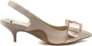 N°21 Luxury Fashion Womens MCBI38437 Beige Heels   Season Outlet