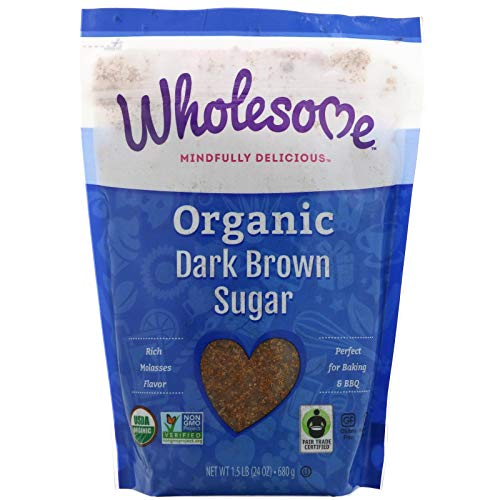 organic light brown sugar - 9