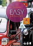 Easy English: A1: Band 1 - Kursbuch: Mit Audio-CDs, Phrasebook, Aussprachetrainer und Video-DVD - Christine House