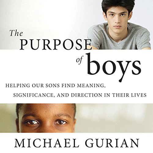 The Purpose of Boys audiobook cover art