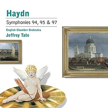 Haydn: Symphonies 94,95 & 97