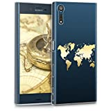 kwmobile Case kompatibel mit Sony Xperia XZ/XZs - Hülle