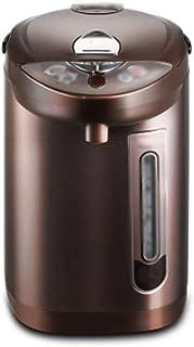 SCDZS Bouilloire en Acier Inoxydable Bouilloire électrique Boiling thé Isolation Thermique Pot d'eau Chauffe
