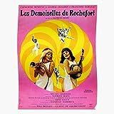 Amelius Rochefort Poster Deneuve Catherine French De New