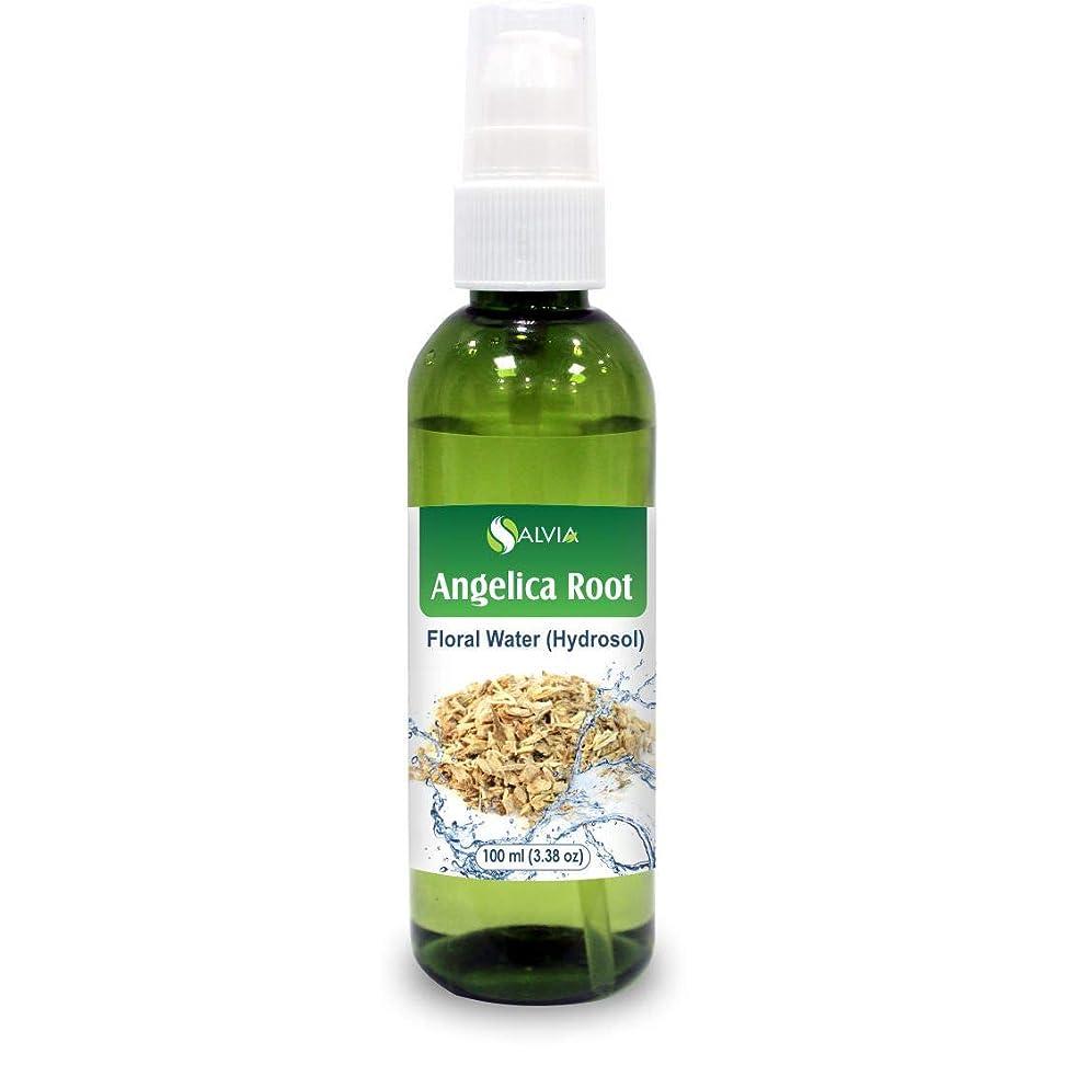 シャンパン運河災害Angelica Root Floral Water 100ml (Hydrosol) 100% Pure And Natural