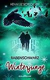 Winterjunge: Rabenschwarz