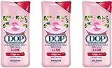Dop - Shampoing Très Doux 2 En 1 à La Soie Pour Cheveux Secs - 400 ml - Lot de 3