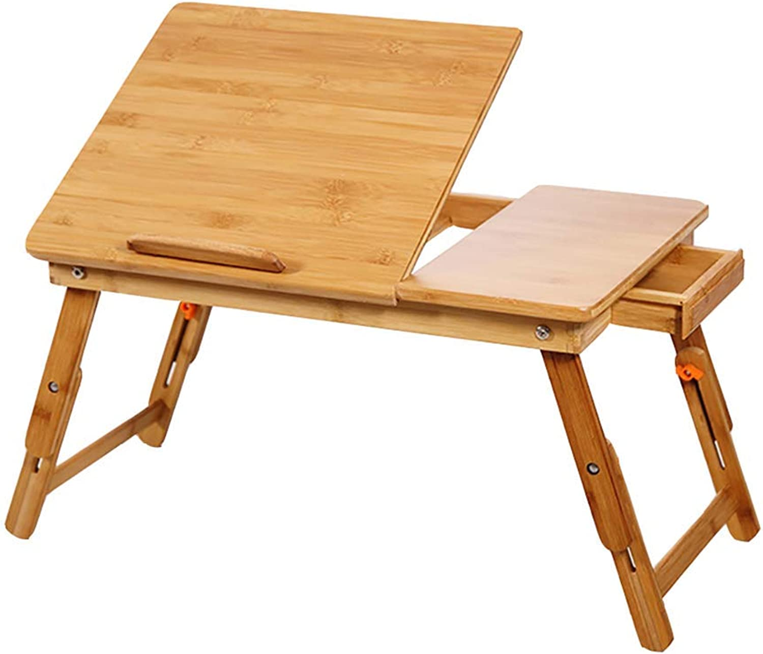 LiTing-Folding Table Laptop to Do Table Bed with Folding