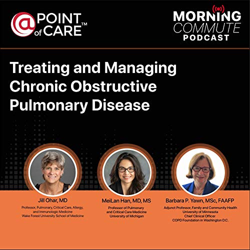 Morning Commute Podcast: Treating and Managing COPD Podcast By @Point of Care cover art