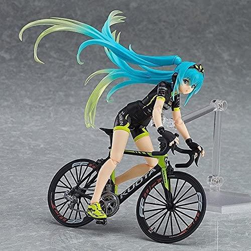 Figura Animado Figura Figura De Acción Animar Bicicleta 14 Cm Figuras De Anime Modelo De Personaje Imagen Estática Estatua Coleccionables Figurine Decoración Adornos Coleccionables Juguete Animacion