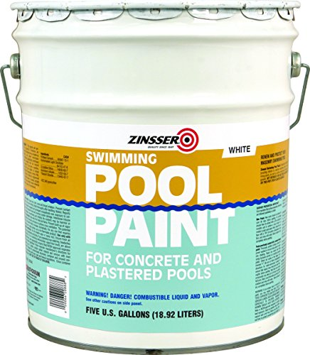 RUST-OLEUM 260540  Pool Paint 5-Gallon White