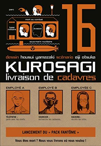 Kurosagi T16 : Livraison de cadavres