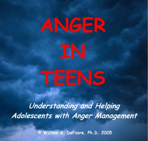 Anger in Teens  By  cover art