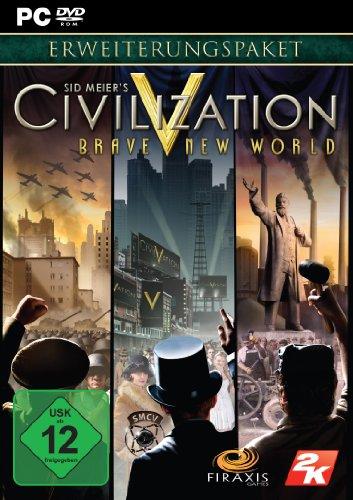Sid Meier's Civilization V : Brave New World (add-on) [import allemand]