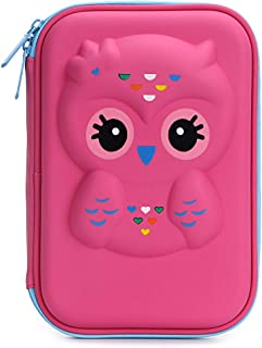 Best owl pencil case smiggle Reviews
