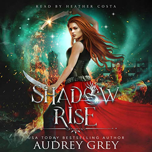 Shadow Rise: Shadow Fall, Book 2