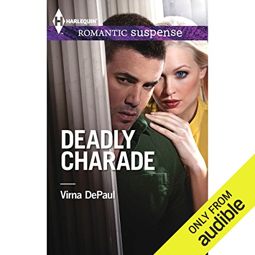 Deadly Charade audiobook cover art
