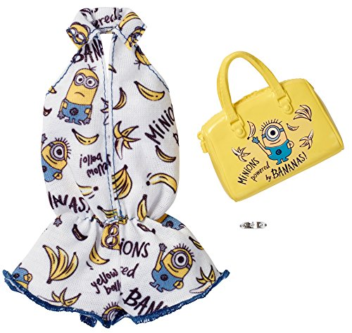 Barbie Despicable Me Blue Banana Jumper Fashion Pack