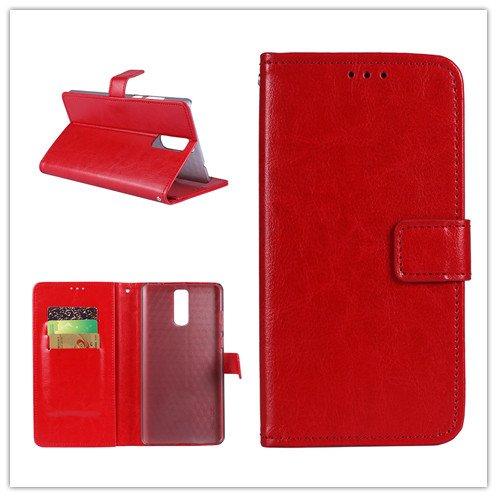 F&a® Flip Brieftasche Hülle für Doogee Y6 Max(Muster 3)
