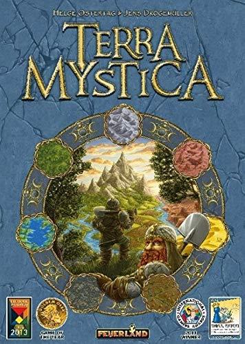Terra Mystica (Feuerland Games 01)