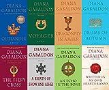 Diana Gabaldon Outlander Series 8 Book Set...