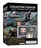 Jurassic World 2 Das gefallene Königreich[Blu-Ray] Pop Art Figuren Import Deutscher Ton