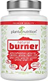 natural burner, natürlicher Fettverbrenner, Fatburner, 120 Kapseln, vegan, hochdosiert - Abnehmen,...