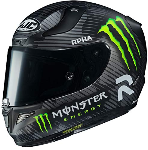 HJC RPHA 11 Monster #94 SPECIAL MC5SF Helm XXS (52/53)