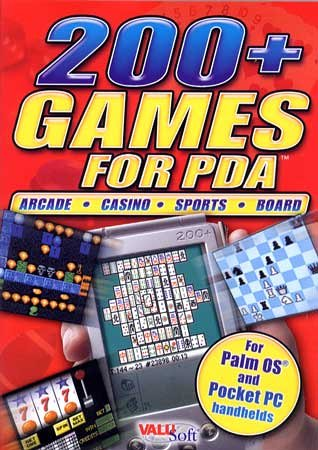 200+ Games For PDA