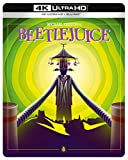 Beetlejuice Steelbook (4K UHD + Blu Ray) (2 Dischi)