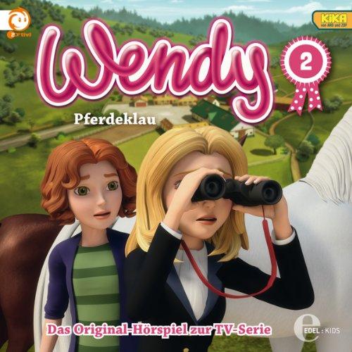 Pferdeklau (Wendy 2) Titelbild