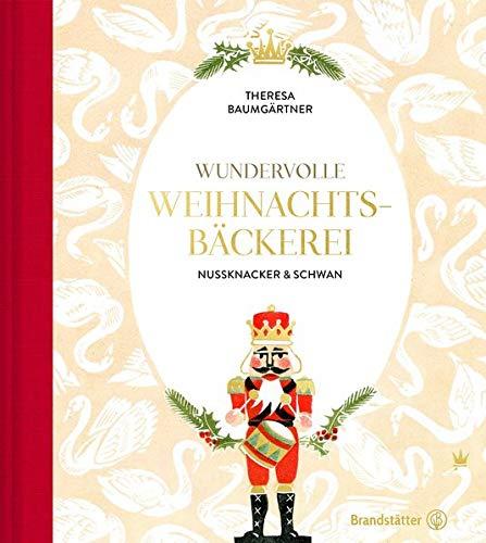 Wundervolle Weihnachtsbäckerei: Nussknacker & Schwan