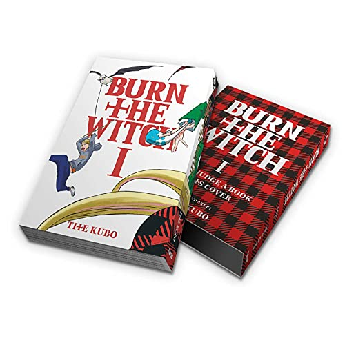 Compare Textbook Prices for Burn the Witch, Vol. 1 1  ISBN 9781974723591 by Kubo, Tite