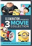 Illumination Presents: 3-Movie Collection (Despicable Me / Despicable Me 2 / Despicable Me 3)