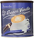 Victorian Inn Instant Cappuccino, French Vanilla, 32 Ounce