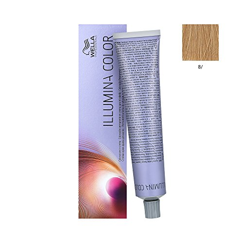 Wella Illumina Color 8 60ml, 8/ hellblond