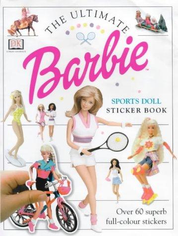 Barbie™: Ultimate Fashion Doll Sticker Book