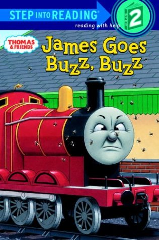 James Goes Buzz Buzz (Thomas & Friends) (Step into Reading)の詳細を見る