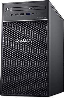 Dell PowerEdge T40 Tower Server (T30 Newer Version), Intel Quad-Core Xeon E-2224G 3.5GHz, 16GB DDR4 UDIMM RAM, 2TB 7200RPM...