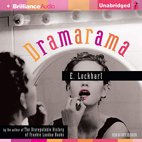 Dramarama audiobook cover art