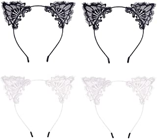 Best sparkly cat ears headband Reviews