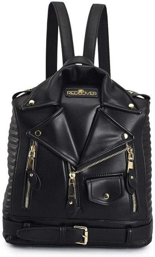 ZYSAJK Jacket Backpacks Fashion Personalized Leather Backpack Women Designer Girls School Bags Fashion Women Backpack