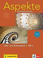 Aspekte in Halbbanden: Lehr- Und Arbeitsbuch 1 MIT Audio-cd Teil 2 (German Edition) by Unknown(2009-12-02)