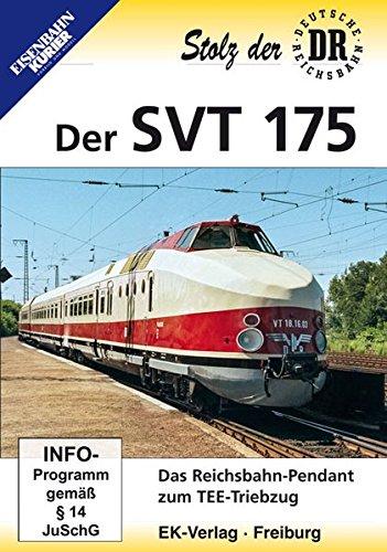 Der SVT 175 - Stolz der Deutschen Reichsbahn