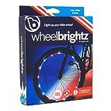 Brightz WheelBrightz LED自転車ホイールアクセサリーライト (1輪用)