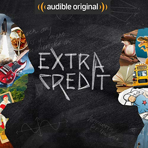 Extra Credit Podcast By Neal Pollack, Elijah Pollack cover art